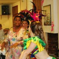 danse samba - Paris Tour du Monde