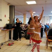 Les femmes Pains d'Epices du cabaret de Noël