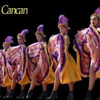 Cancan jaunes