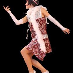 Danseuse de Charleston