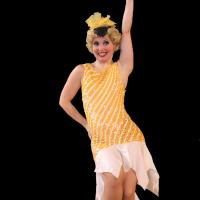 Chicago Illinois - danseuse cabaret