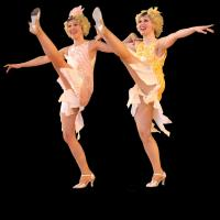 Chicago Illinois - danseuses cabaret