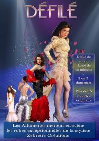 Affiche du spectacle Défilé
