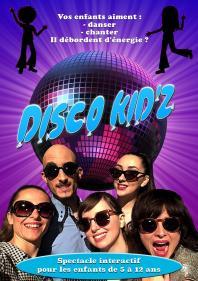 Disco kid z affiche