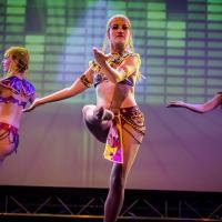 Egypte - Revue Cabaret