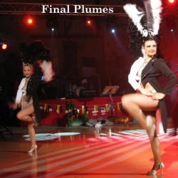 Final plumes