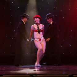 Georgia Brown - danseuse