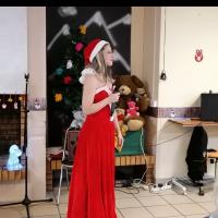 La Mère Noël du cabaret de Noël