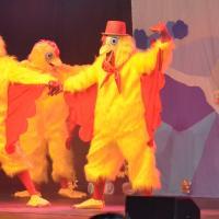 Les poulets