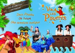Documentation Voilà les Pirates - Recto