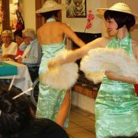 danse chinoise - Paris Tour du Monde