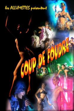 Affiche Revue Coup de Foudre