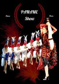 Affiche paname show
