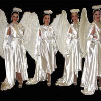 Les Anges du Cabaret de Noël