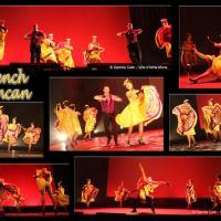French Cancan Jaune - Revue Voyage