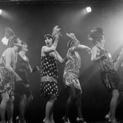 le Danseur de charleston