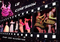 Affiche di spectacle Ciné'Show