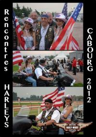 Harley Cabourg 2012