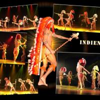 Indiens - Show Western