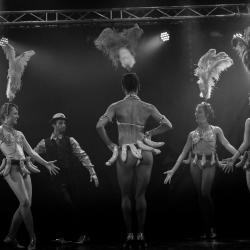 Hommage à Josephine Baker avec la Revue Nègre