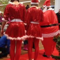 Mères et Père Noël