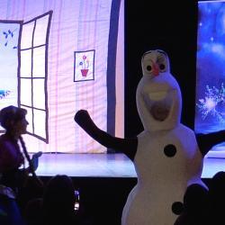 Olaf et Anna