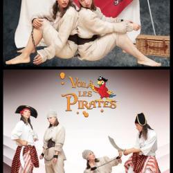 les Prisonniers du bateau Pirate