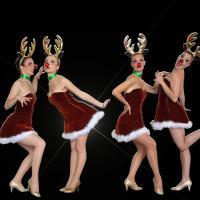 les Rennes du Cabaret de Noël