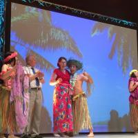Escale à Tahiti - participation du public