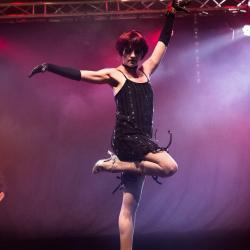 la danseuse de Tango dans les Années Folles