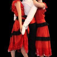 Tango humoristique avec Carlito