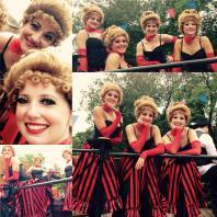 Danseuses du Saloon - Cancan