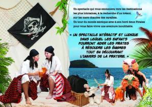 Documentation Voilà les Pirates - Verso