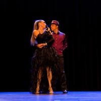 Duo Meneuse et danseur