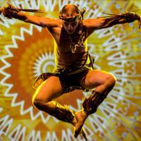 Yebo - tableau Afro - Revue Coup de Foudre